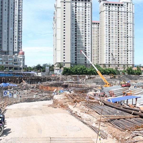 Project Progress January 2014