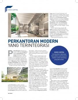 Artikel SoHo Capital pd Tempo 25 Agustus 2014