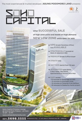 Iklan SOHO CAPITAL-Kompas-4-Sept-2014