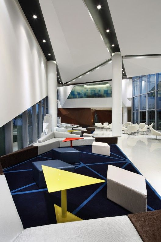 Soho Podomoro City Reception Waiting Area Ideas For
