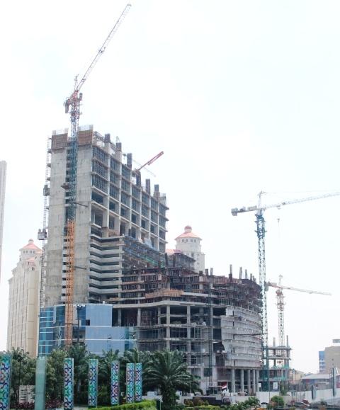 Project Progress May 2015