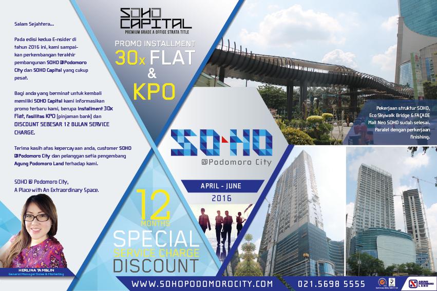 SOHO POCI e-newsletter (APR-JUNE)-2016