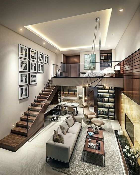 SOHO Podomoro City | Loft Design Ideas Part 3