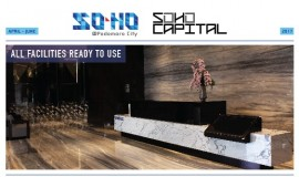 SOHO Poci e-newsletter April – June 2017